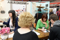 Ask a designer booth